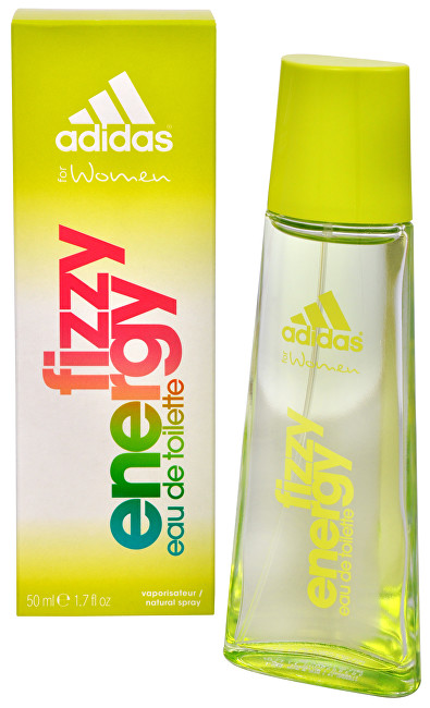 Adidas Fizzy Energy - EDT 30 ml