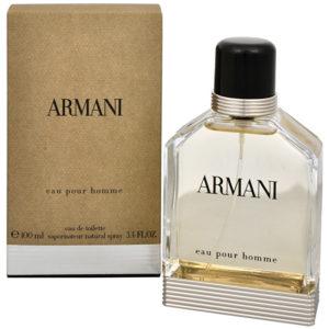 Armani Eau Pour Homme 2013 – EDT - SLEVA - bez celofánu