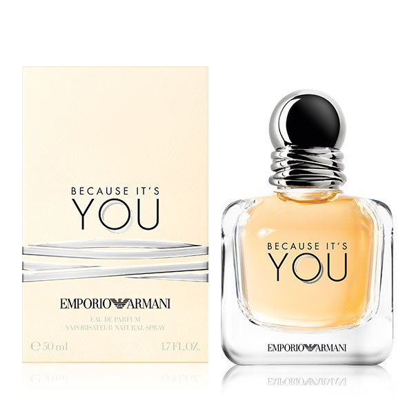 Armani Emporio Armani Because It's You - EDP 30 ml