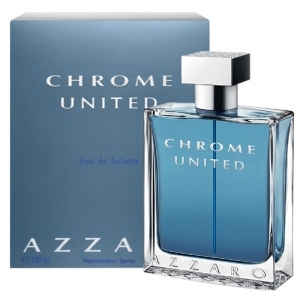 Azzaro Chrome United - EDT 200 ml