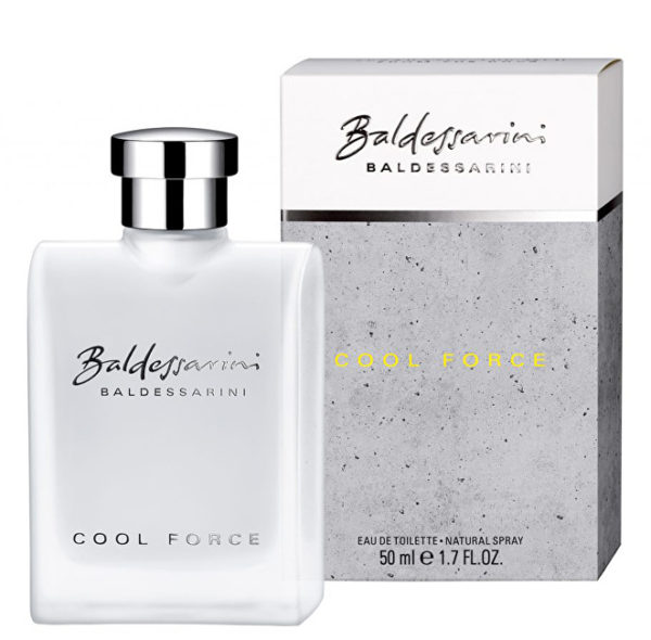 Baldessarini Cool Force - EDT 50 ml