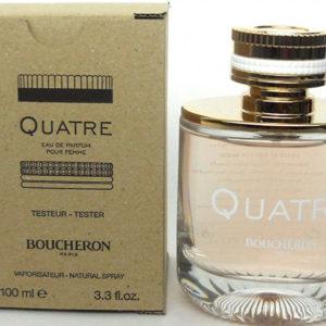 Boucheron Quatre Pour Femme - EDP TESTER 100 ml