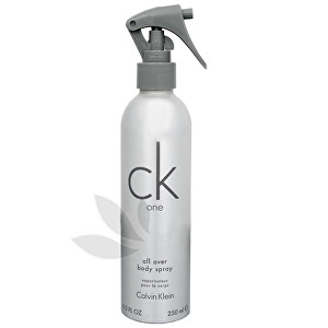 Calvin Klein CK One - deodorant ve spreji 150 ml