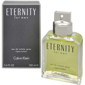 Calvin Klein Eternity For Men - EDT 1 ml - odstřik