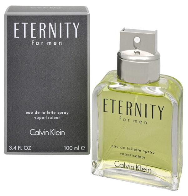 Calvin Klein Eternity For Men - EDT 1 ml - odstřik