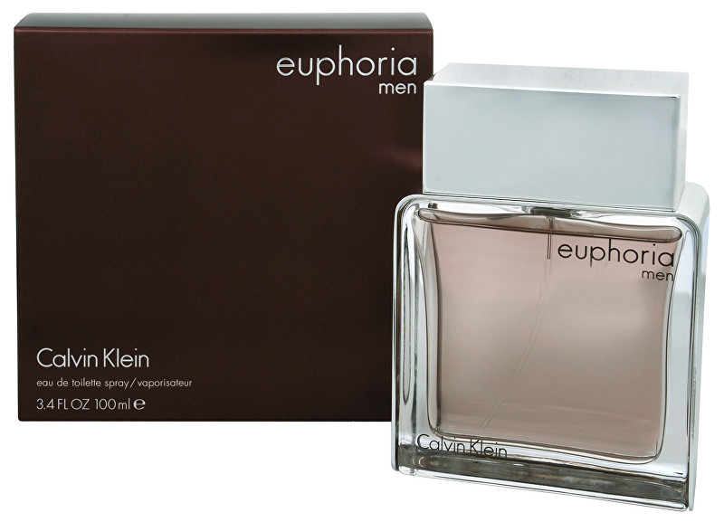 Calvin Klein Euphoria Men - EDT 1 ml - odstřik