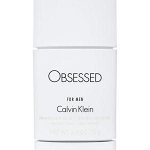 Calvin Klein Obsessed For Men - tuhý deodorant 75 ml