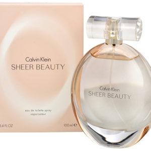 Calvin Klein Sheer Beauty - EDT 30 ml