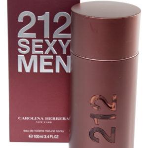 Carolina Herrera 212 Sexy For Men - EDT 50 ml