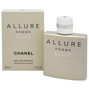 Chanel Allure Homme Édition Blanche - EDP 150 ml