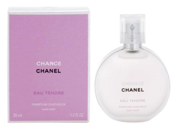 Chanel Chance Eau Tendre - vlasová mlha - SLEVA - bez celofánu