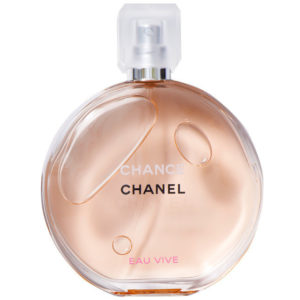 Chanel Chance Eau Vive - EDT - SLEVA - bez celofánu
