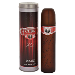 Cuba Red - EDT 100 ml
