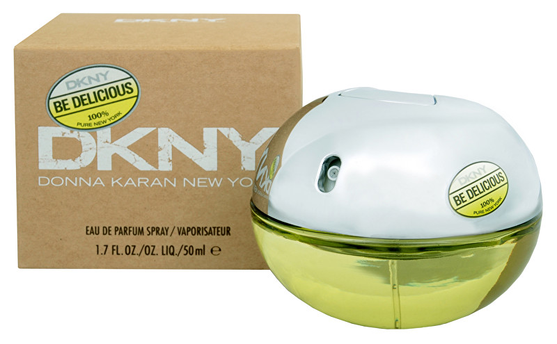 DKNY Be Delicious - EDP 1 ml - odstřik
