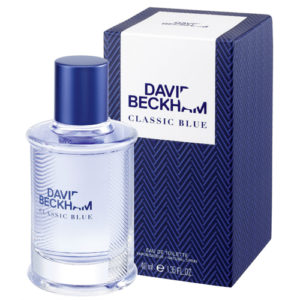 David Beckham Classic Blue - EDT 40 ml