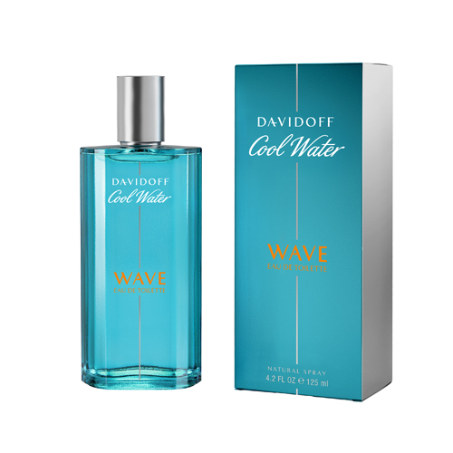 Davidoff Cool Water Wave - EDT 75 ml