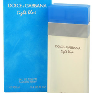 Dolce & Gabbana Light Blue - EDT 1 ml - odstřik