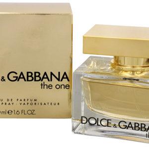 Dolce & Gabbana The One - EDP TESTER 75 ml