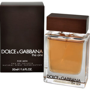 Dolce & Gabbana The One For Men - EDT 1 ml - odstřik