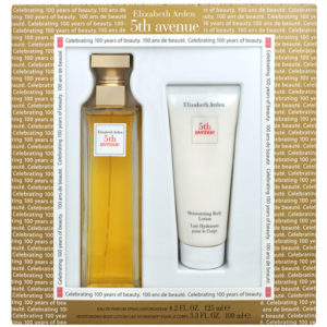 Elizabeth Arden 5th Avenue - EDP 125 ml + tělové mléko 100 ml