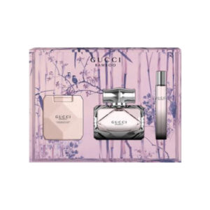 Gucci Gucci Bamboo - EDP 75 ml + tělové mléko 100 ml + roll-on 7