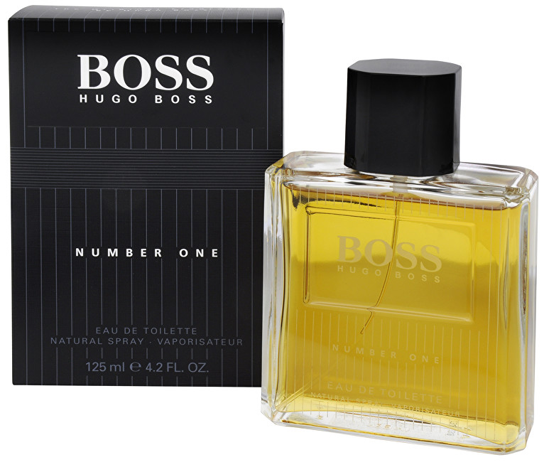 Hugo Boss Boss No. 1 - EDT 1 ml - odstřik
