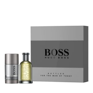 Hugo Boss Boss No. 6 Bottled - EDT 50 ml + tuhý deodorant 75 ml