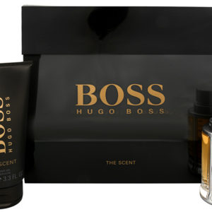 Hugo Boss Boss The Scent - EDT 50 ml + sprchový gel 100 ml