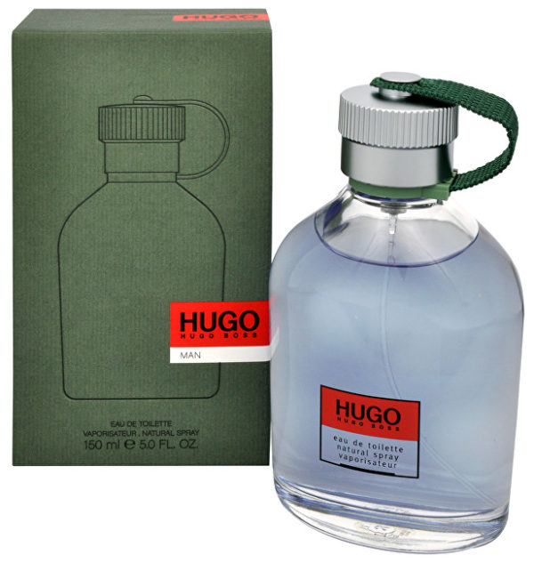 Hugo Boss Hugo - EDT 1 ml - odstřik