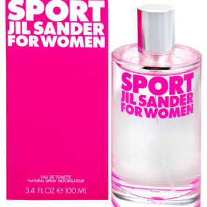 Jil Sander Sport For Women - EDT 1 ml - odstřik