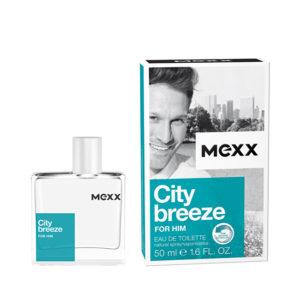 Mexx City Breeze For Him - EDT 75 ml