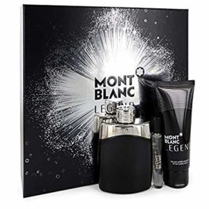 Mont Blanc Legend - EDT 100 ml + balzám po holení 100 ml + EDT 7