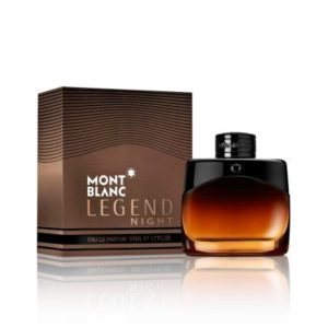 Mont Blanc Legend Night - EDP 50 ml
