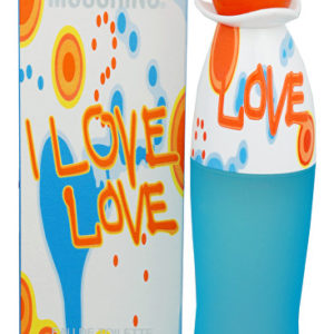 Moschino Cheap & Chic I Love Love - EDT 1 ml - odstřik
