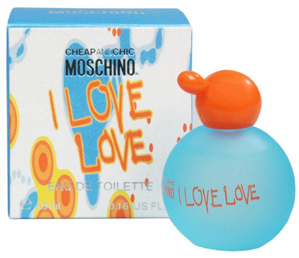 Moschino Cheap & Chic I Love Love - miniatura EDT 4