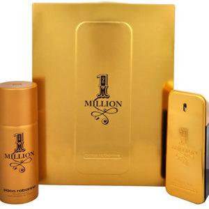 Paco Rabanne 1 Million - EDT 100 ml + deodorant ve spreji 150 ml