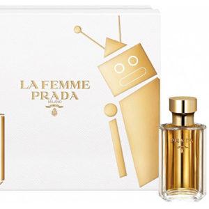 Prada La Femme - EDP 50 ml + tělové mléko 100 ml