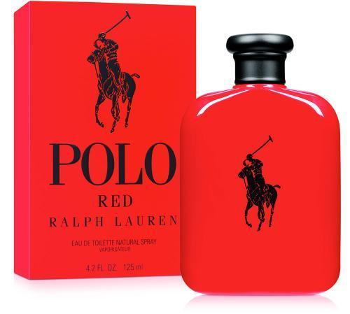 Ralph Lauren Polo Red - EDT 125 ml