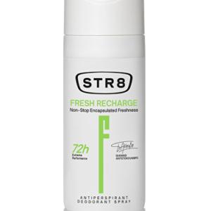 STR8 Fresh Recharge - deodorant ve spreji 150 ml