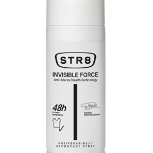 STR8 Invisible Force - deodorant ve spreji 150 ml