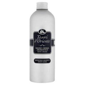 Tesori d´Oriente White Musk - koupelový krém 500 ml