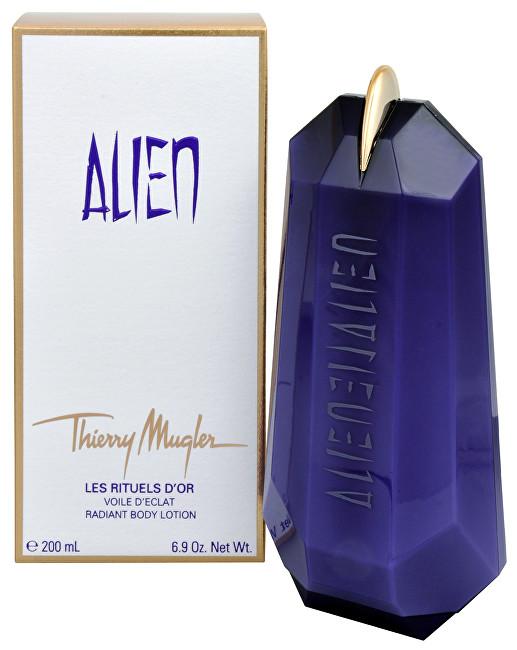Thierry Mugler Alien - tělové mléko 200 ml