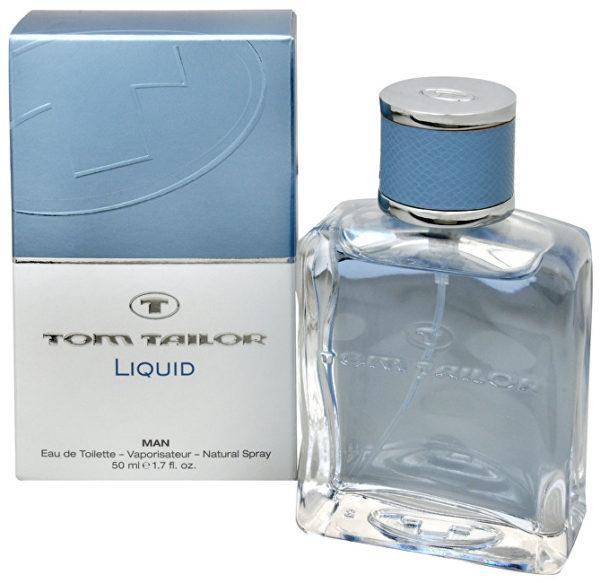 Tom Tailor Liquid Man - EDT - SLEVA - bez celofánu