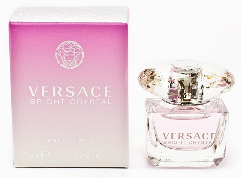 Versace Bright Crystal - miniatura EDT 10 ml