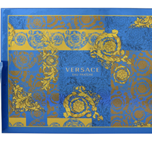 Versace Eau Fraiche Man - EDT 50 ml + sprchový gel 50 ml + balzám po holení 50 ml