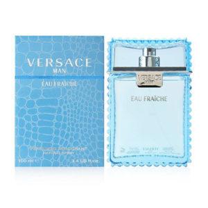 Versace Eau Fraiche Man - deodorant s rozprašovačem 100 ml