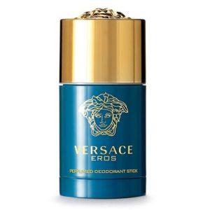 Versace Eros - tuhý deodorant 75 ml