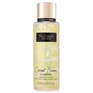 Victoria´s Secret Coconut Passion Shimmer - tělový závoj se třpytkami 250 ml