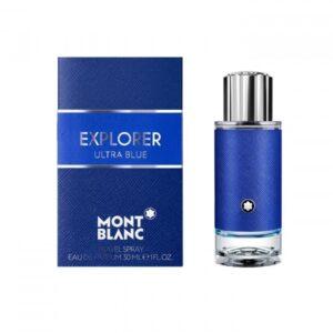 Mont Blanc Explorer Ultra Blue - EDP - TESTER100 ml